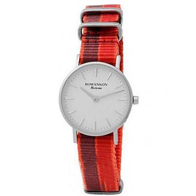 ساعت مچی زنانه اصل | برند رومانسون | مدل TL6A30LLQWASC1