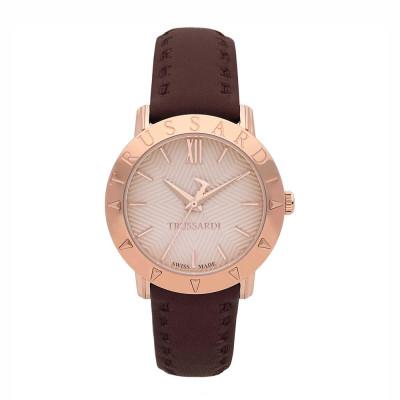 ساعت مچی زنانه اصل | برند تروساردی | مدل TR-R2451108501
