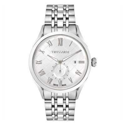 ساعت مچی مردانه اصل | برند تروساردی | مدل TR-R2453105003