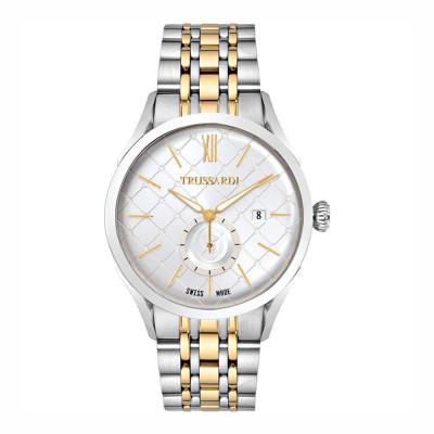 ساعت مچی مردانه اصل | برند تروساردی | مدل TR-R2453105005