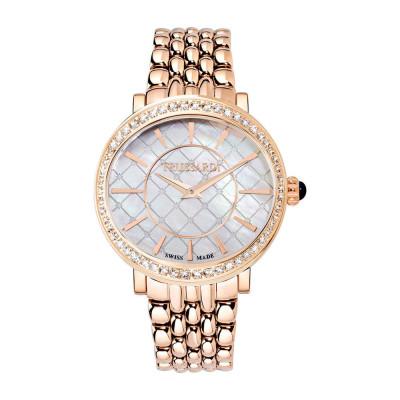 ساعت مچی زنانه اصل | برند تروساردی | مدل TR-R2453106501