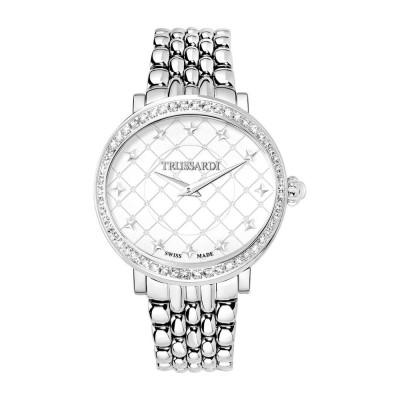 ساعت مچی زنانه اصل | برند تروساردی | مدل TR-R2453106503