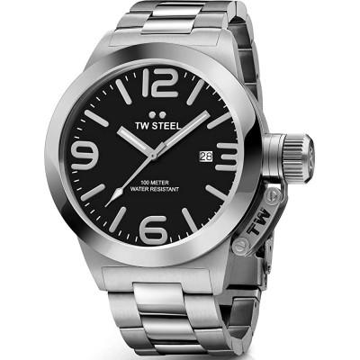 ساعت مچی مردانه اصل | برند تی دبلیو استیل | مدل TW-STEEL-CB1