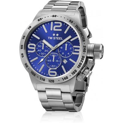 ساعت مچی مردانه اصل | برند تی دبلیو استیل | مدل TW-STEEL-CB13
