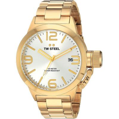 ساعت مچی مردانه اصل | برند تی دبلیو استیل | مدل TW-STEEL-CB81