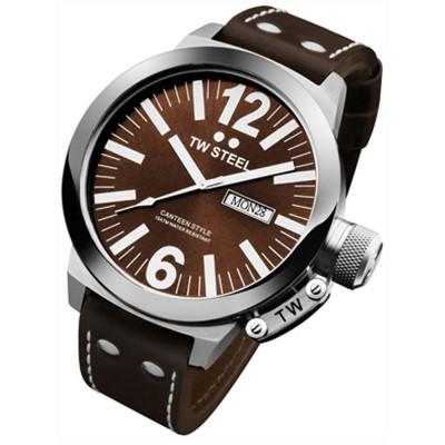 ساعت مچی مردانه اصل | برند تی دبلیو استیل | مدل TW-STEEL-CE1010