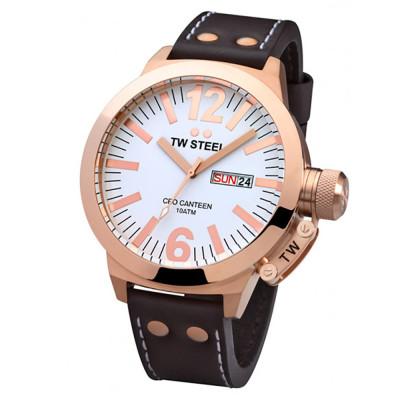 ساعت مچی مردانه اصل | برند تی دبلیو استیل | مدل TW-STEEL-CE1017