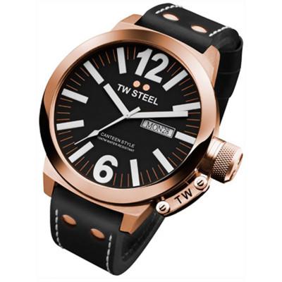ساعت مچی مردانه اصل | برند تی دبلیو استیل | مدل TW-STEEL-CE1022