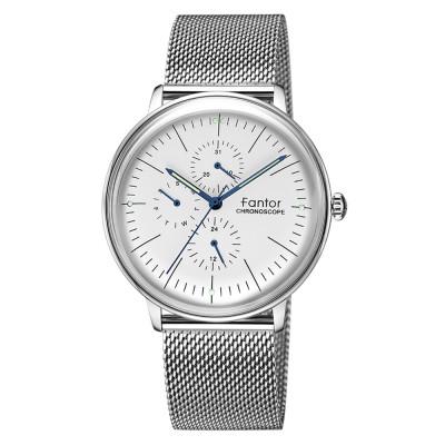 ساعت مچی مردانه اصل | برند فانتور | مدل WF1004G01