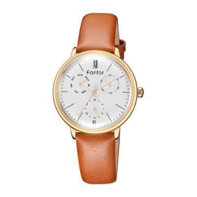 ساعت مچی زنانه اصل | برند فانتور | مدل WF1008L04