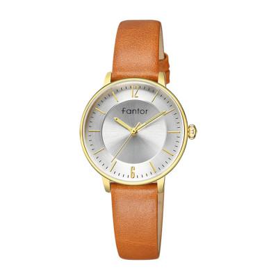 ساعت مچی زنانه اصل   برند فانتور   مدل WF1009L04