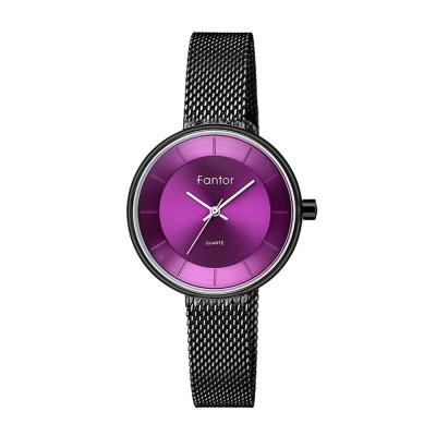 ساعت مچی زنانه اصل   برند فانتور   مدل WF1014L01