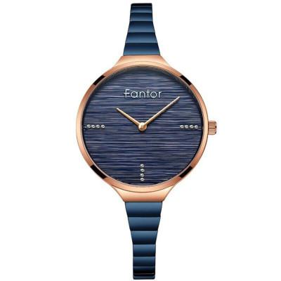 ساعت مچی زنانه اصل   برند فانتور   مدل WF1023L02