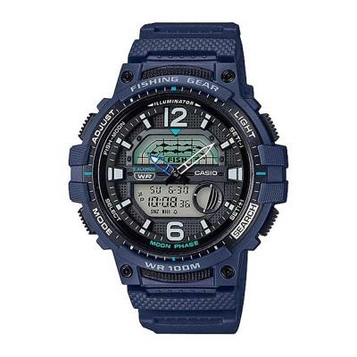 ساعت مچی مردانه اصل | برند کاسیو | مدل WSC-1250H-2AVDF