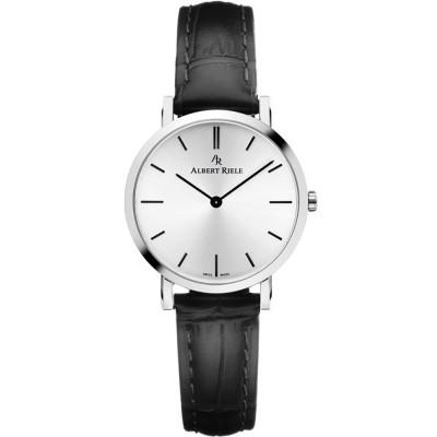 ساعت مچی زنانه اصل | برند آلبرت ریله | مدل 018LQ19-SS33I-LB