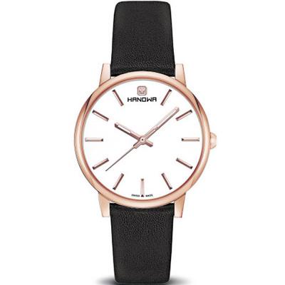 ساعت مچی مردانه اصل | برند هانوا | مدل 16-4037.09.001