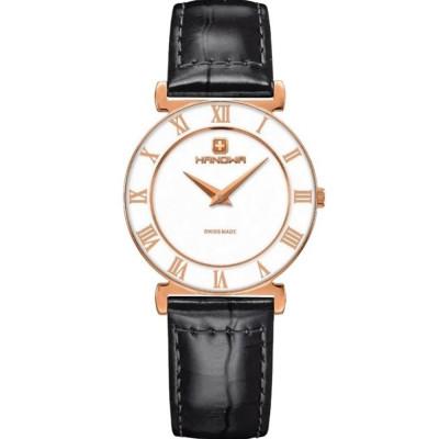 ساعت مچی زنانه اصل | برند هانوا | مدل 16-4053.09.001