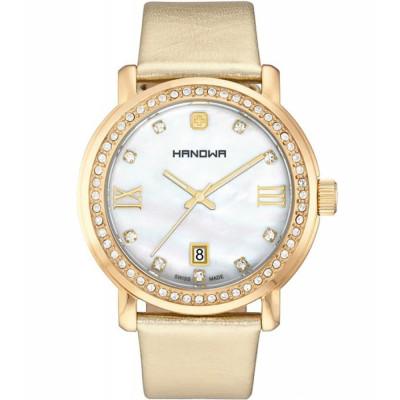ساعت مچی زنانه اصل | برند هانوا | مدل 16-6026.02.001