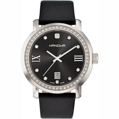 ساعت مچی زنانه اصل | برند هانوا | مدل 16-6026.04.007