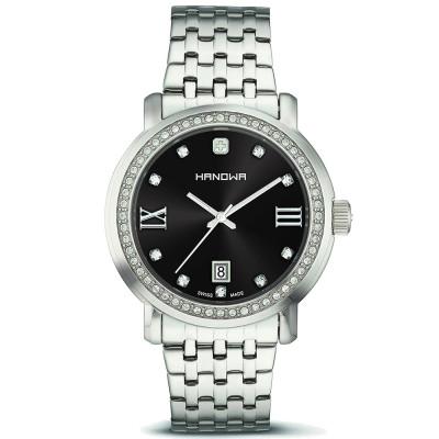 ساعت مچی زنانه اصل | برند هانوا | مدل 16-7026.04.007
