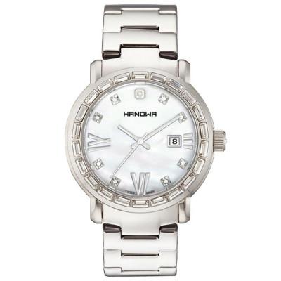 ساعت مچی زنانه اصل | برند هانوا | مدل 16-7027.04.001