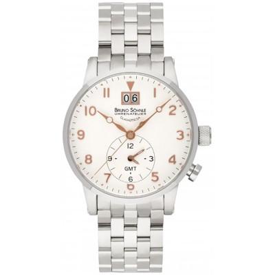 ساعت مچی مردانه اصل برند   برنو زونله   مدل 17-13043-522
