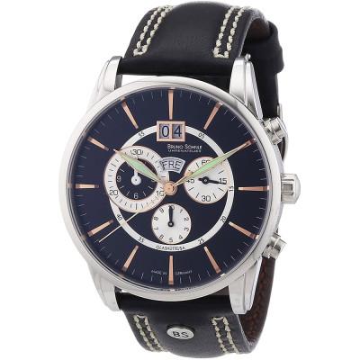 ساعت مچی مردانه اصل برند   برنو زونله   مدل 17-13054-745