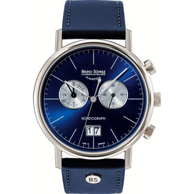 ساعت مچی مردانه اصل برند   برنو زونله   مدل 17-13135-343