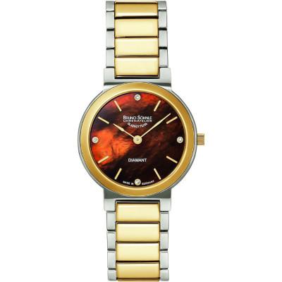 ساعت مچی زنانه اصل برند | برنو زونله | مدل 17-23108-492