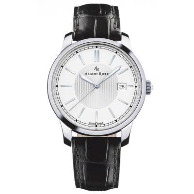ساعت مچی مردانه اصل | برند آلبرت ریله | مدل 206GQ02-SS33I-LB