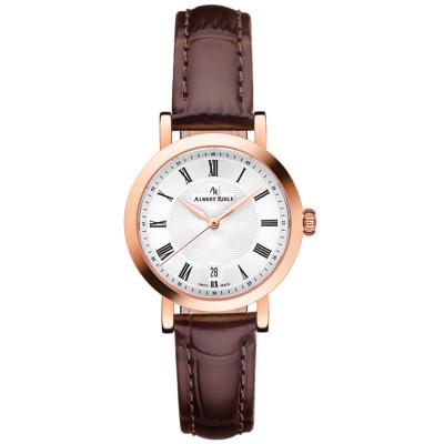 ساعت مچی زنانه اصل | برند آلبرت ریله | مدل 219LQ18-SP33R-LN