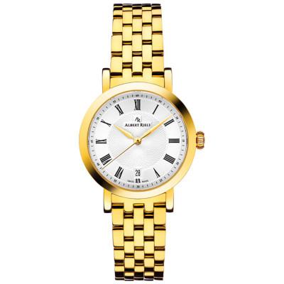 ساعت مچی زنانه اصل | برند آلبرت ریله | مدل 219LQ18-SY33R-SY