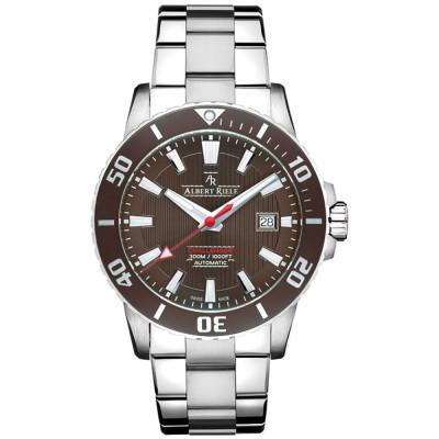 ساعت مچی مردانه اصل | برند آلبرت ریله | مدل 232GA04-SS88I-SS
