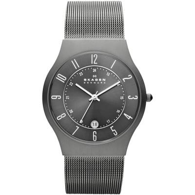 ساعت مچی مردانه اصل   برند اسکاگن   مدل 233XLTTM