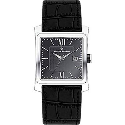 ساعت مچی مردانه اصل | برند آلفا سفیر | مدل 257A