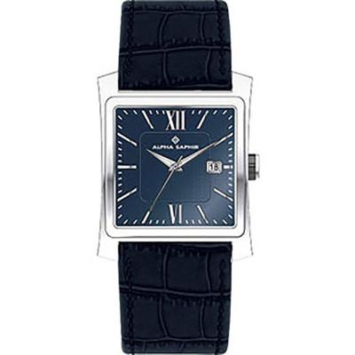 ساعت مچی مردانه اصل | برند آلفا سفیر | مدل 257C