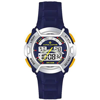 ساعت مچی پسرانه اصل | برند آلفا سفیر | مدل 285D