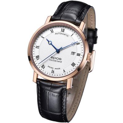 ساعت مچی مردانه اصل | برند ایپوز | مدل 3387.152.24.28.15