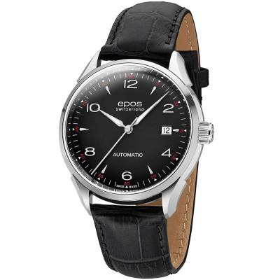 ساعت مچی مردانه اصل | برند ایپوز | مدل 3427.130.20.55.25