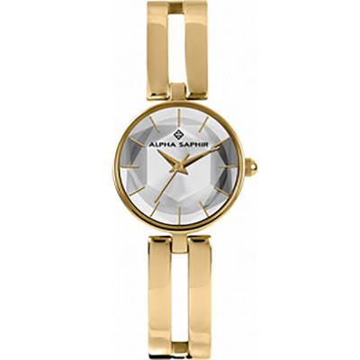 ساعت مچی زنانه اصل | برند آلفا سفیر | مدل 346D