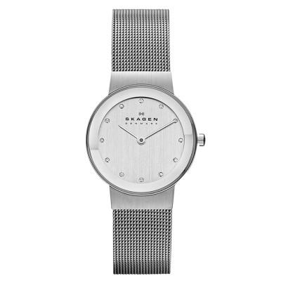 ساعت مچی زنانه اصل   برند اسکاگن   مدل 358SSSD