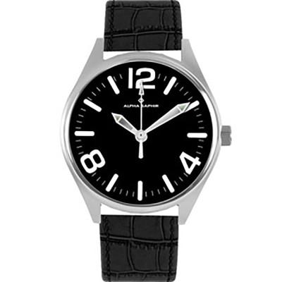 ساعت مچی مردانه اصل   برند آلفا سفیر   مدل 377A