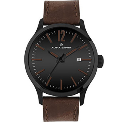 ساعت مچی مردانه اصل | برند آلفا سفیر | مدل 381G