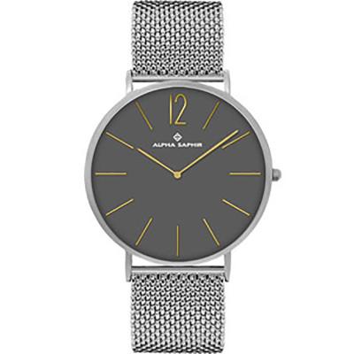ساعت مچی مردانه اصل | برند آلفا سفیر | مدل 387F