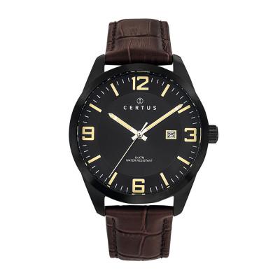 ساعت مچی مردانه اصل | برند سرتوس | مدل 611103