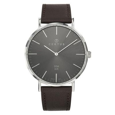 ساعت مچی مردانه اصل | برند سرتوس | مدل 611109