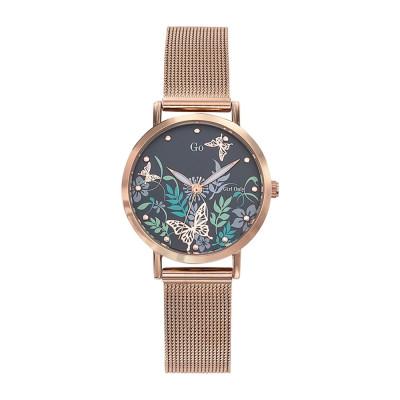 ساعت مچی زنانه اصل | برند جی او | مدل 695199