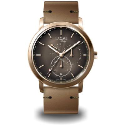 ساعت مچی مردانه اصل | برند لاکسمی | مدل laxmi-8097-3