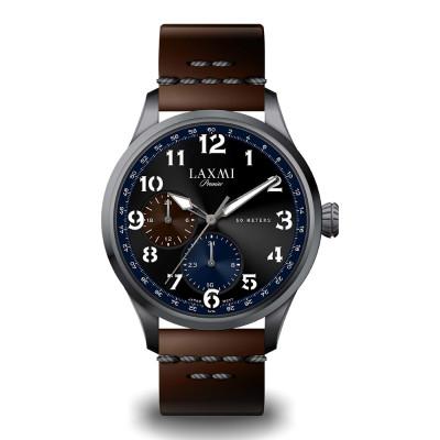 ساعت مچی مردانه اصل | برند لاکسمی | مدل laxmi-8098-4