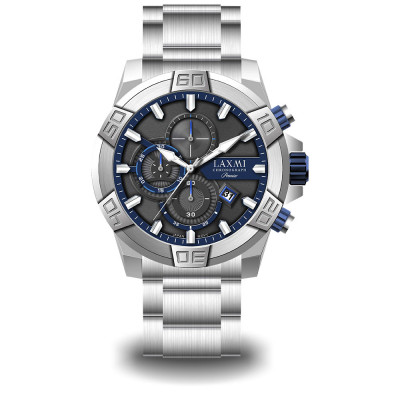 ساعت مچی مردانه اصل | برند لاکسمی | مدل laxmi-8101-1